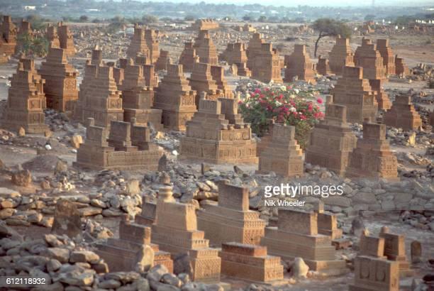 Chaukundi Tombs