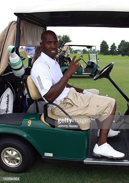 Chauncey Billups attends the CP3 Foundation Gulf Relief Foundation Golf Tournament at English Turn on July 2 2010 in New Orleans Louisiana