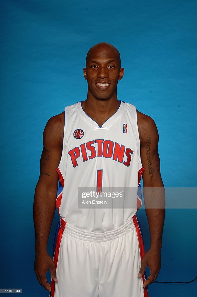 Detroit Pistons Media Day : News Photo
