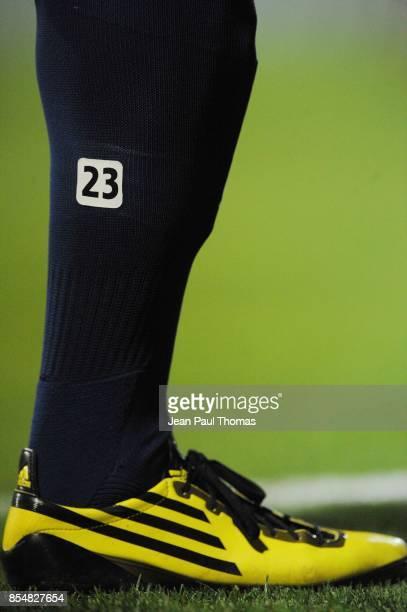 CHaussures Clermont / Metz 13eme journee de Ligue 2