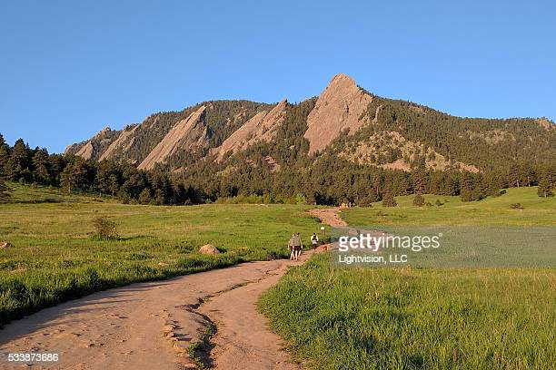 Chautauqua Park in Boulder, Colorado