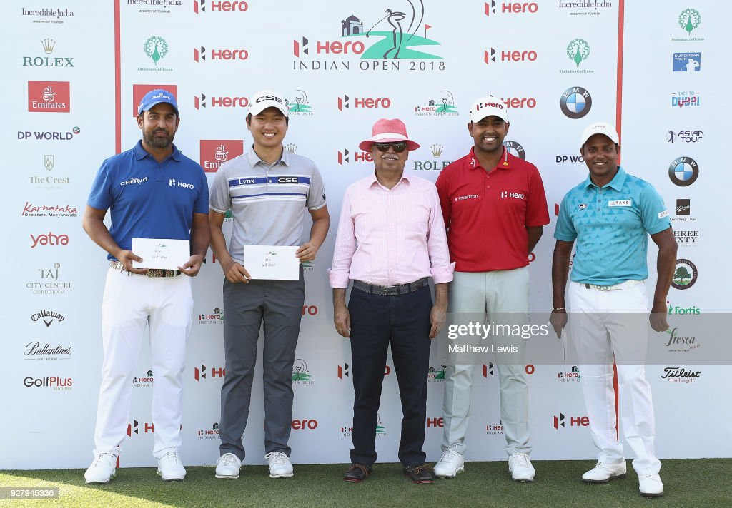 Hero Indian Open - Previews