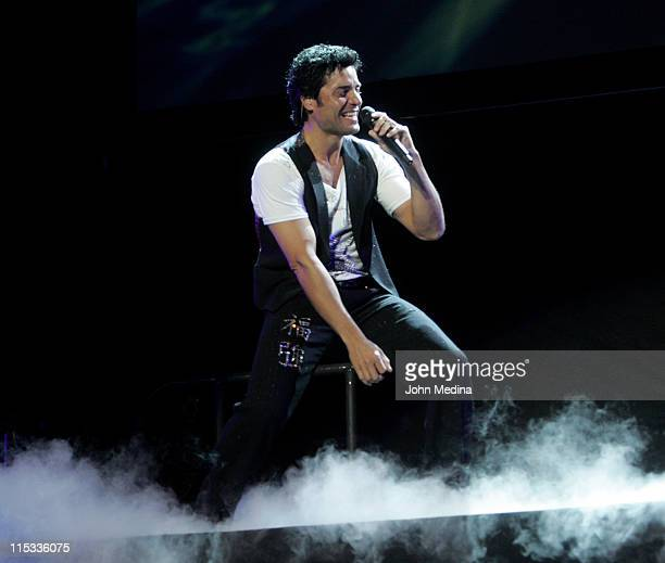 Chayanne during Chayanne in Concert at HP Pavilion in San Jose, California - May 27, 2007 at HP Pavilion in San Jose, California, United States.