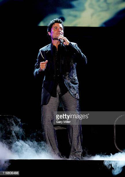 Chayanne during Chayanne in Concert at The ATT Center in San Antonio Texas June 2 2006 at The ATT Center in San Antonio Texas United States