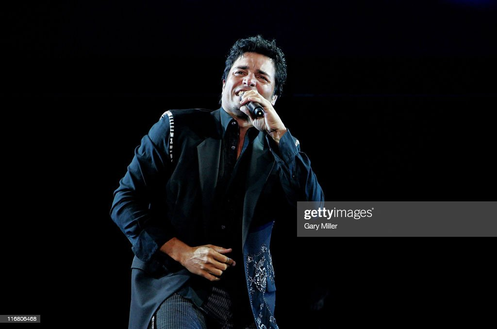 Chayanne in Concert at The AT&T Center in San Antonio, Texas - June 2, 2006