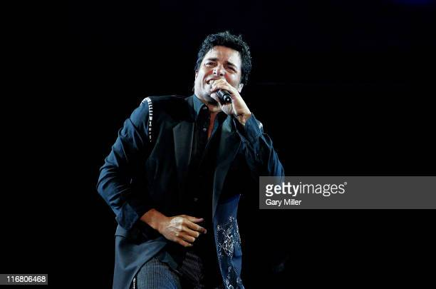 Chayanne during Chayanne in Concert at The AT&T Center in San Antonio, Texas - June 2, 2006 at The AT&T Center in San Antonio, Texas, United States.