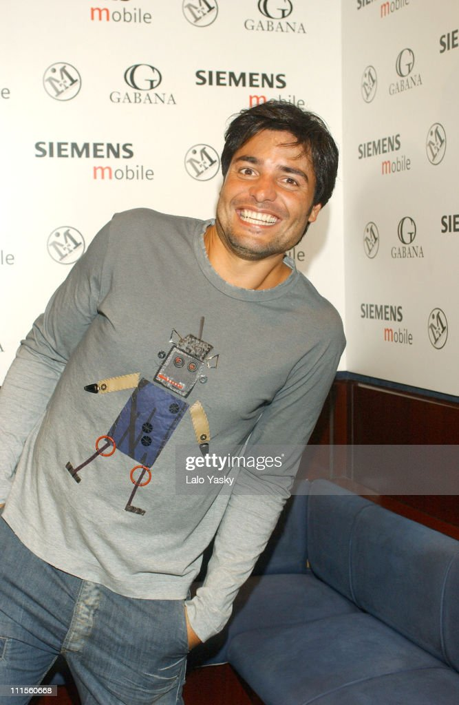 Chayanne Post Concert Party - September 4, 2004