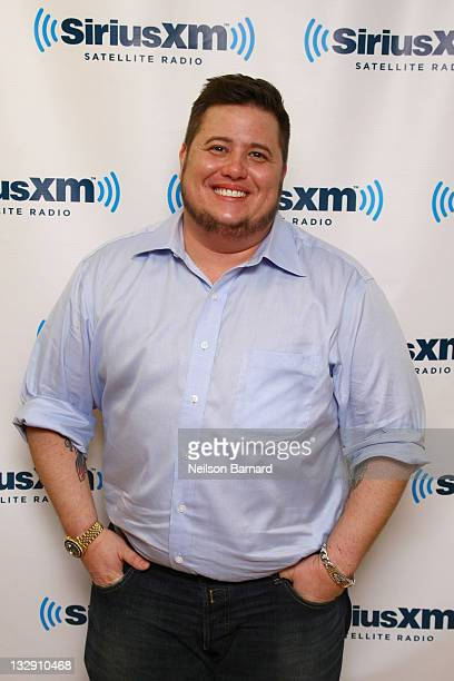 Chaz Bono visits the SiriusXM Studio on November 15 2011 in New York City