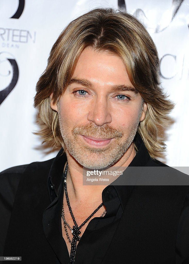 Chaz Dean Attends His Studio Holiday Party At A Private Residence On December 17