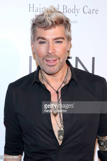 Chaz Dean attends his summer party 2018 benefiting Love is Louder on August 11 2018 in Los Angeles California