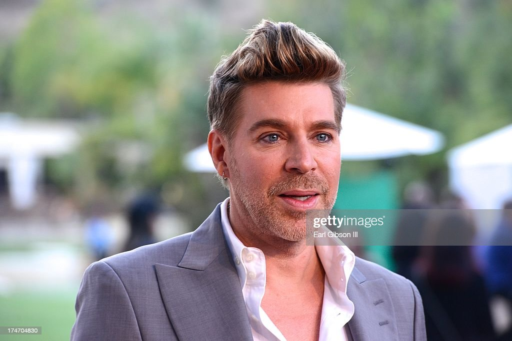 Chaz Dean attends the 15th Annual DesignCare on July 27, 2013 in Malibu, California.