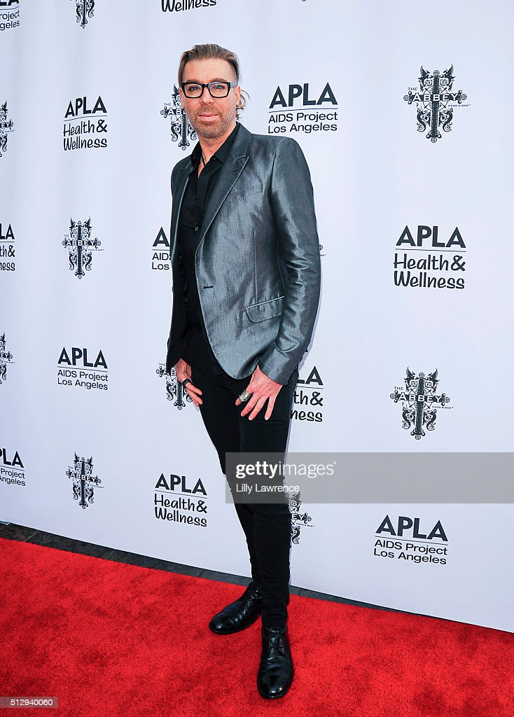 Chaz Dean attends The Abbey Food And Bar's 15th Annual 'The Envelope Please' Oscar viewing party at The Abbey on February 28, 2016 in West Hollywood, California.