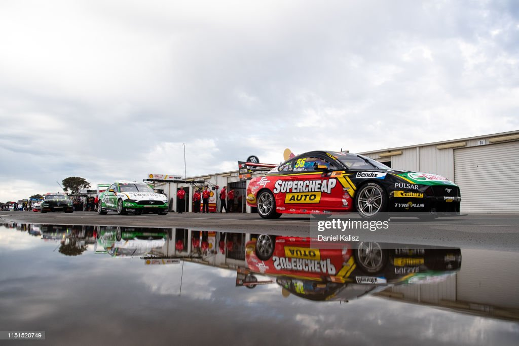 AUS: Winton SuperSprint - Supercars Championship