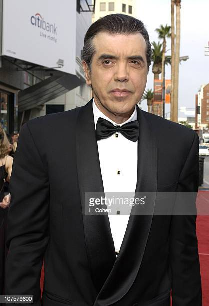 Chaz Palminteri during 31st AFI Life Achievement Award Presented to Robert DeNiro Red Carpet by Lester Cohen at The Kodak Theater in Hollywood...