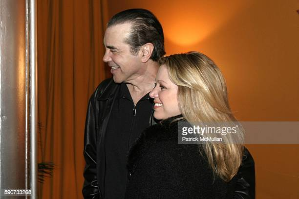 Chazz Palminteri and Gianna Ranaudo attend 'Don't Move' Screening with Penelope Cruz at Tribeca Cinemas on March 6 2005 in New York City