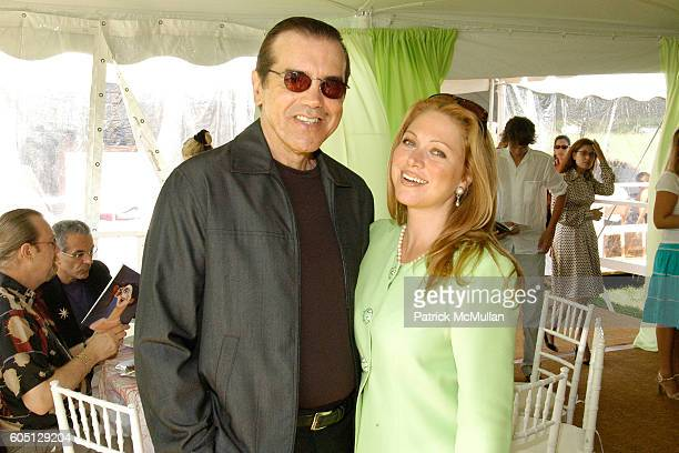 Chazz Palminteri and Gianna Ranaudo attend The GRAFF DIAMOND CUP Plays Host to the NYU Medical Center's Luncheon Chaired by Stephanie Seymour Brant...