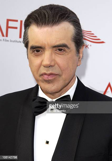 Chazz Palminteri during 31st AFI Life Achievement Award Presented to Robert DeNiro Arrivals at Kodak Theatre in Hollywood California United States