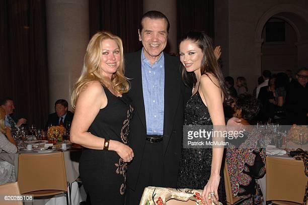 Chazz Palminteri Gianna Ranaudo and Georgina Chapman attend VANITY FAIR Tribeca Film Festival Party hosted by GRAYDON CARTER ROBERT DE NIRO and...