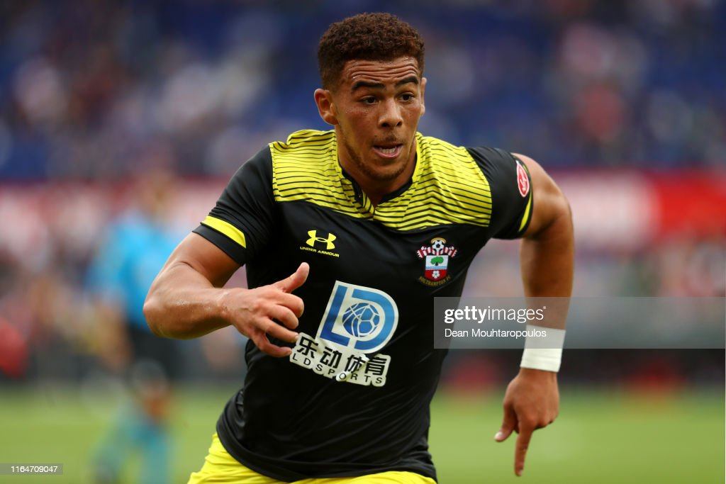 Feyenoord v Southampton: Pre-Season Friendly : News Photo