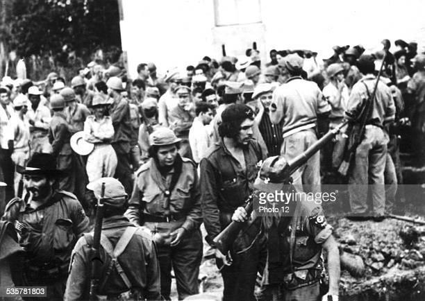 Che Guevara and his companions 20th century Bolivia