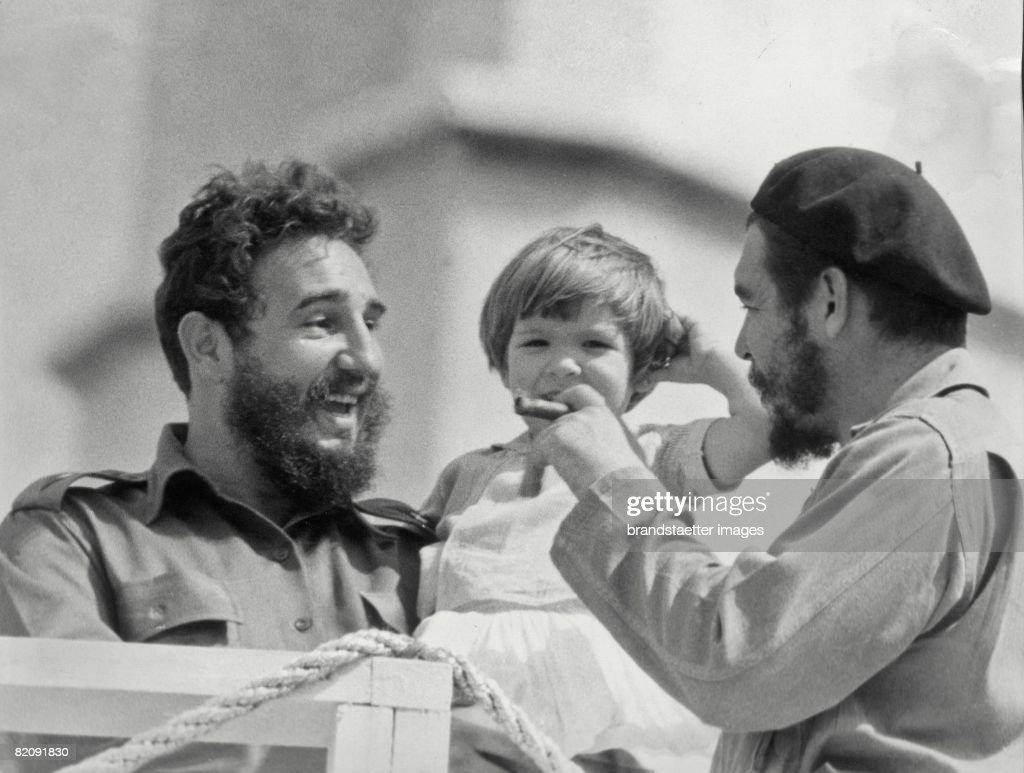 Fidel Castro - HOLDING OBIT