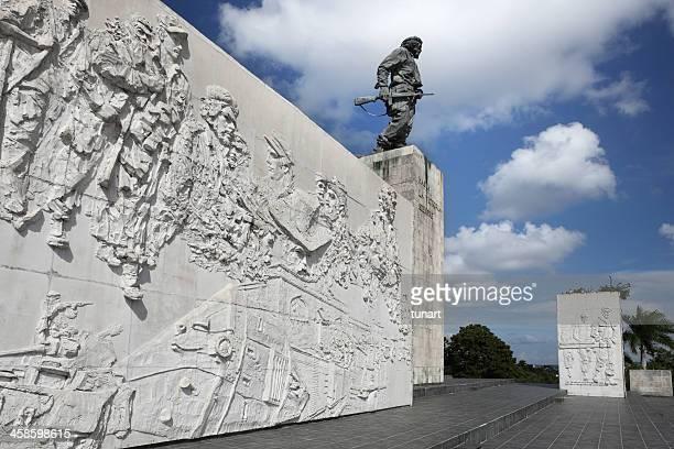 チェ・ゲバラ廟 - キューバ サンタクララ ストックフォトと画像