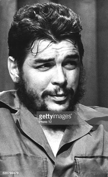 Che Guevara Minister of Industry 20th century Cuba