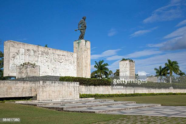 Che Guevara's Monument and Mausoleum at Santa Clara Villa Clara Cuba Caribbean