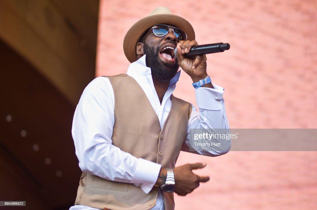 2017 Chicago Blues Festival : News Photo
