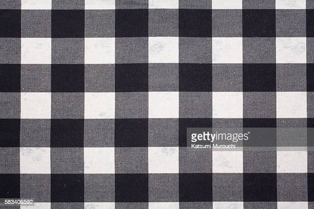 Cheakd pattern cloth texture background
