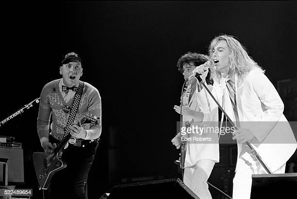 Cheap Trick performing at the Palladium in New York City on May 25 1979