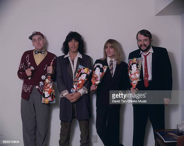 Cheap Trick with Happy New Year NYC November 1979