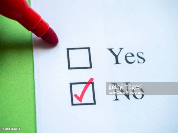 check mark in checklist box on white and green background - voting stock pictures, royalty-free photos & images