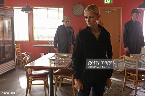'Check' The NCIS team must investigate a series of crime scenes that appear to be copycats of previous cases on NCIS Tuesday Jan 6 on the CBS...