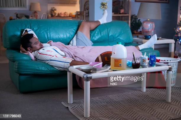"Check Your Head"" Episode 104 -- Pictured: Uli Latukefu as Dwayne --"
