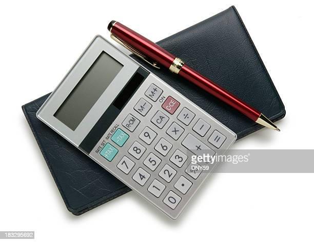 Checkbook & Calculator