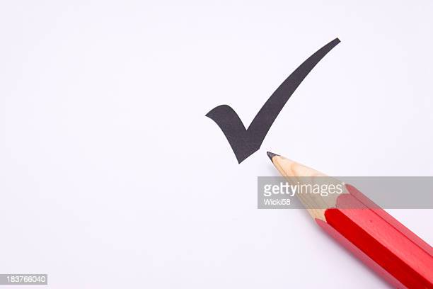 checked - checkbox stock photos and pictures