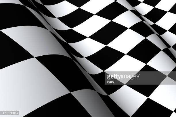 Checkered Flag Macro