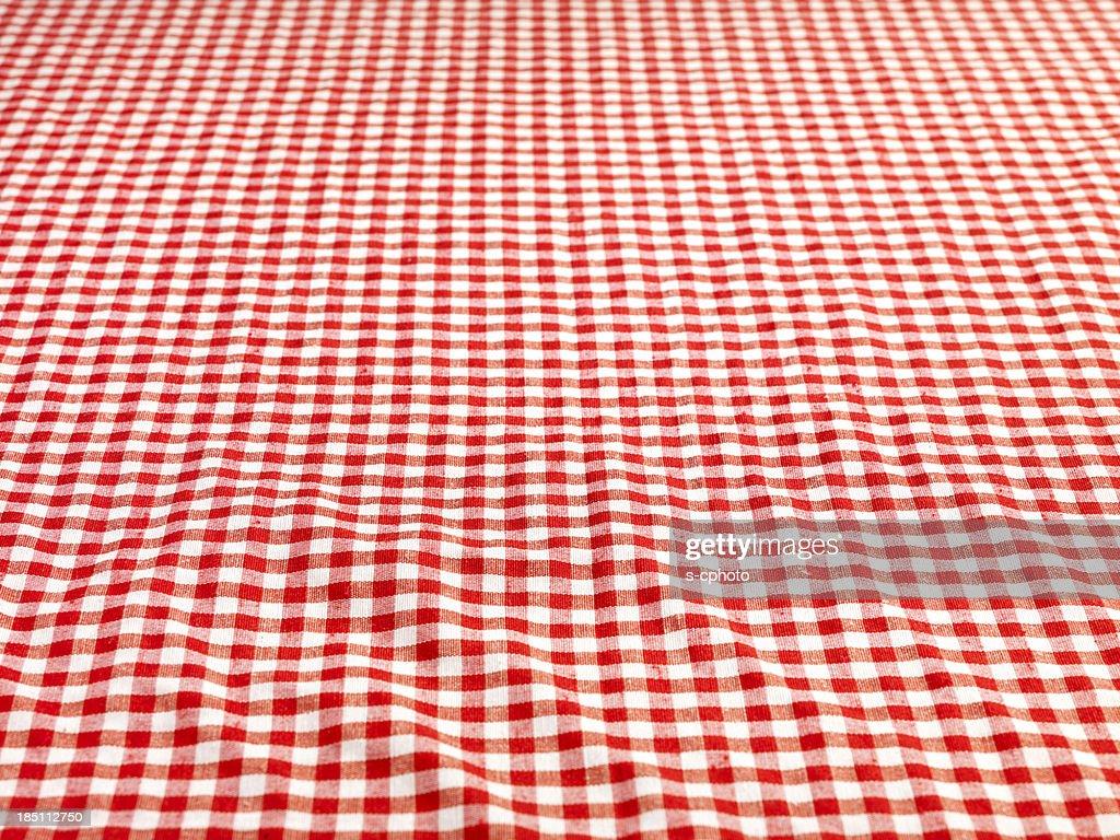 Toalha de mesa quadriculada (Clique para mais : Foto de stock
