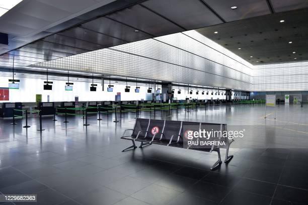 Barcelona International Airport Bildbanksfoton och bilder - Getty Images