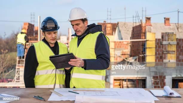 Konstruktionsdetails Plan überprüfen