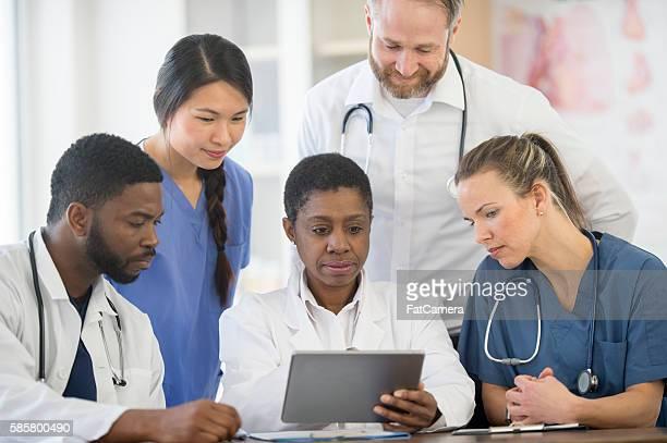 Checking Medical Records