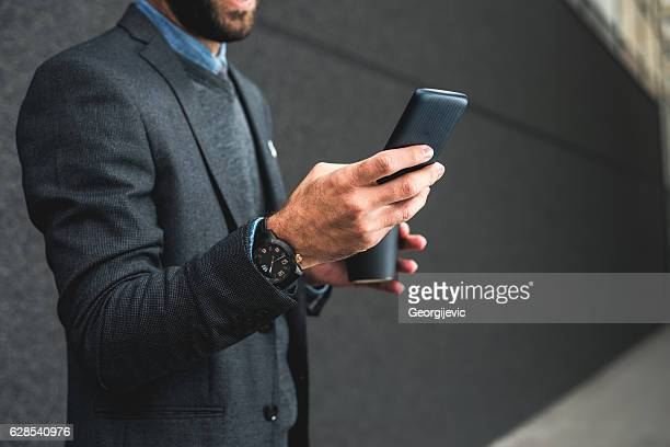Checking notifications