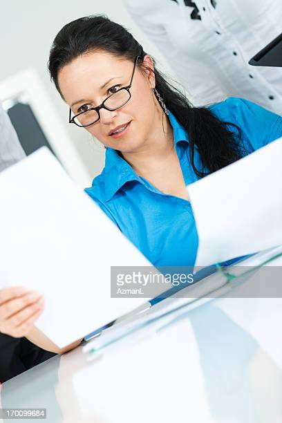 Checking reports