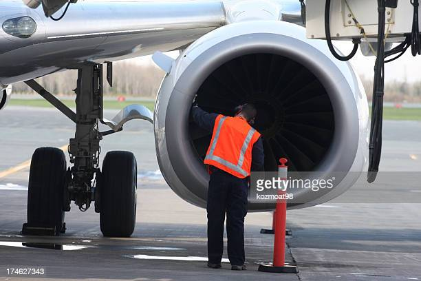 Checking The Engine