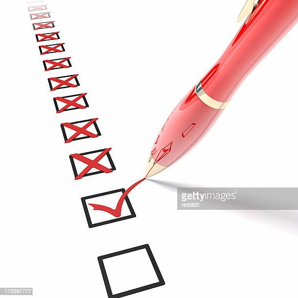 checklist - permission concept stock pictures, royalty-free photos & images
