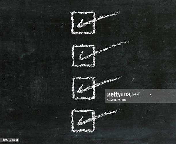 checklist - check mark stock pictures, royalty-free photos & images