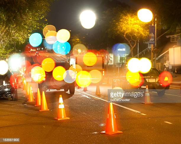 Checkpoint Lights