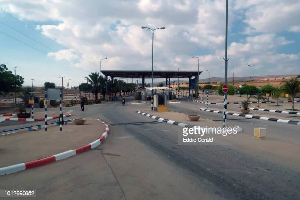 Checkpoints in Israel