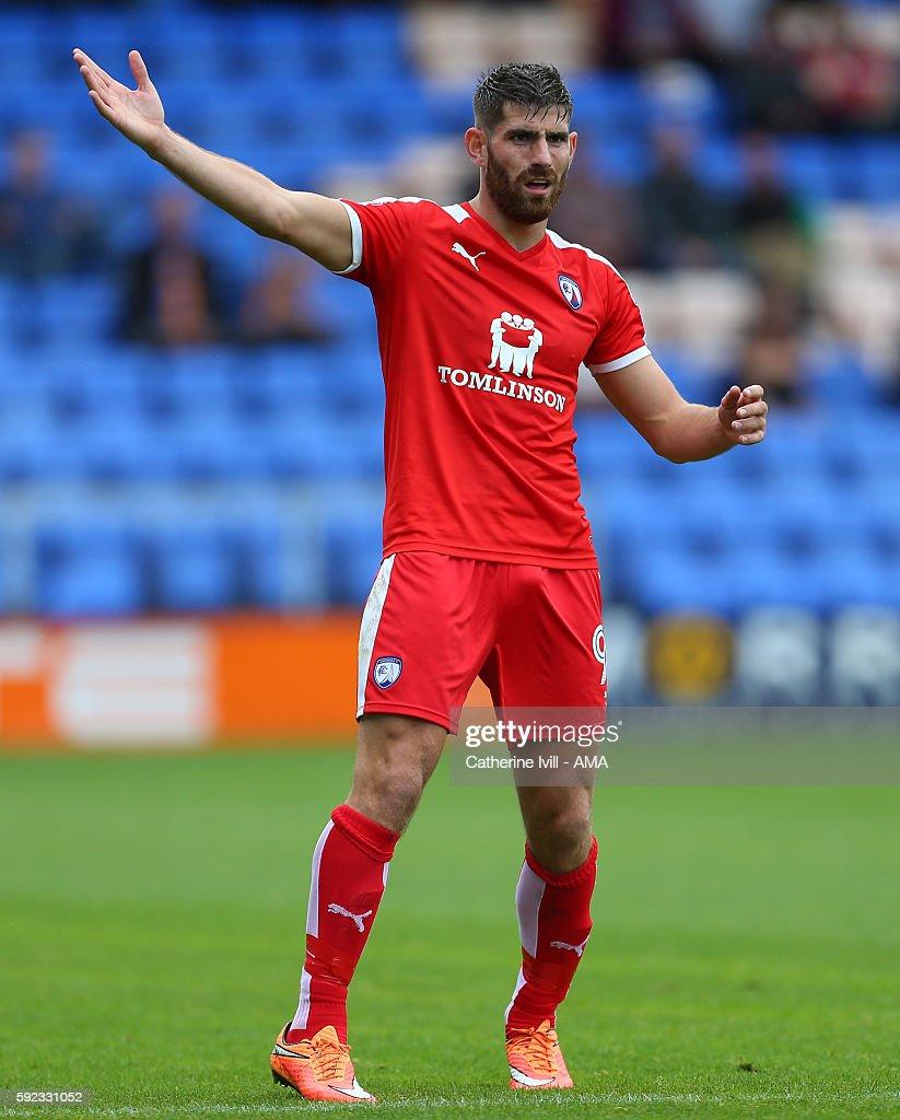 Shrewsbury Town v Chesterfield - Sky Bet League One